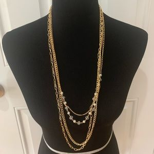 Gorgeous long necklace